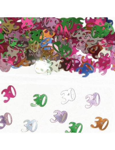 Confetti Leeftijd 30 Jaar