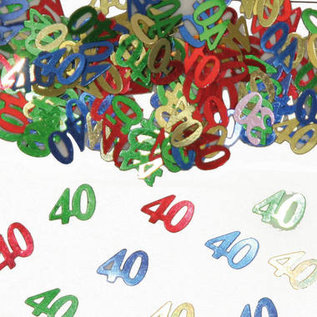 Confetti Confetti Leeftijd 40 Jaar