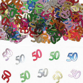 Confetti Confetti Leeftijd 50 Jaar