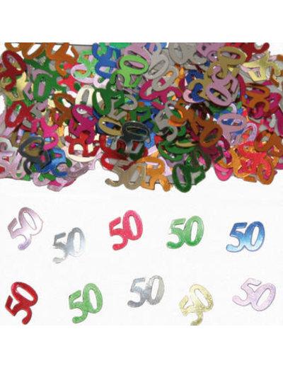 Confetti Leeftijd 50 Jaar