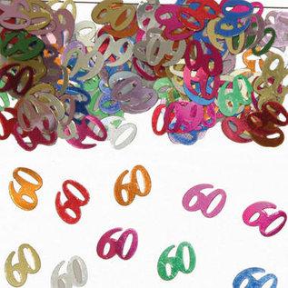 Confetti Confetti Leeftijd 60 Jaar