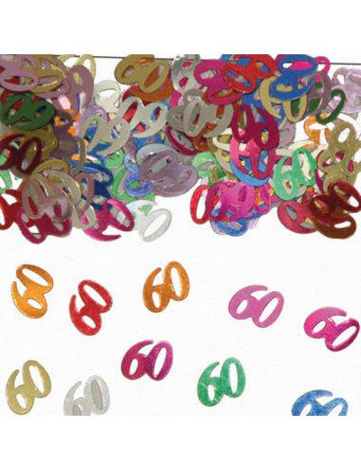 Confetti Leeftijd 60 Jaar