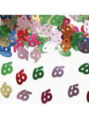Confetti Confetti Leeftijd 65 Jaar