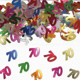 Confetti Confetti Leeftijd 70 Jaar