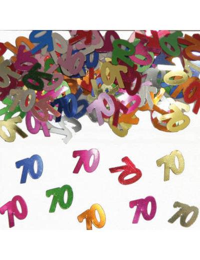 Confetti Leeftijd 70 Jaar