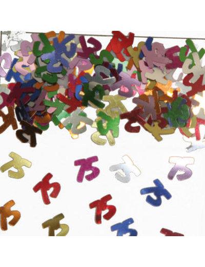 Confetti Leeftijd 75 Jaar
