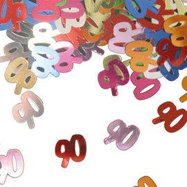 Confetti Confetti Leeftijd 90 Jaar