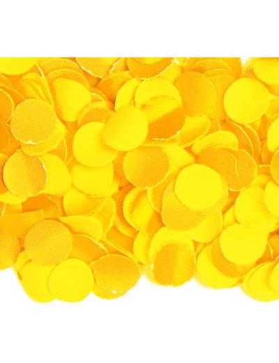 Confetti  Geel - 100gr/1kg