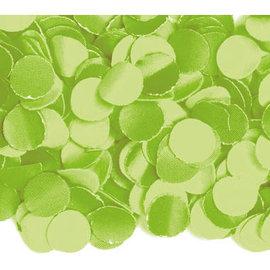 Confetti Confetti  Groen - 100gr/1kg