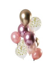 Golden Blush Ballonnen Set - 12stk