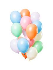 Pastel Mix Ballonnen - 15stk