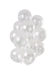 Ballonnen Latex Origami Party Ballonnen Mix - 12stk