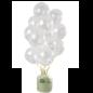 Helium Pakket Helium Tank met Origami Mix Ballonnen  1t/m10 Jaar