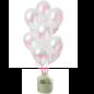 Helium Pakket Helium Tank met Love is in the Air Mix Ballonnen