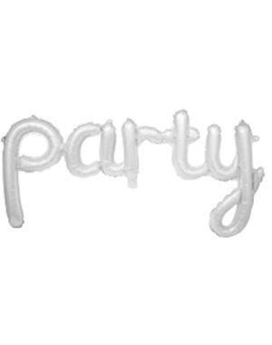 Party Folieballon - 81x83cm