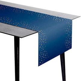 Tafelloper Elegant True Blue Tafelloper