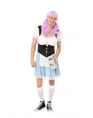 Oktoberfest Dress Helmut - Heren