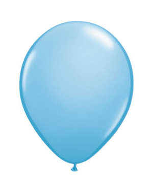 Ballonnen Lichtblauw - 10, 50, 100stk