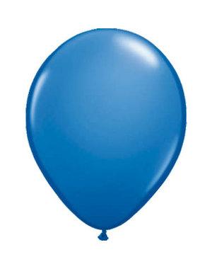 Ballonnen Donkerblauw - 10, 50, 100stk