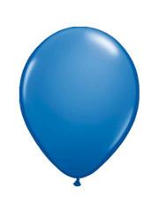 Ballonnen Donkerblauw Metallic - 10, 50, 100stk