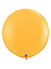 Topballon Goldenrot - 90cm  Qualatex