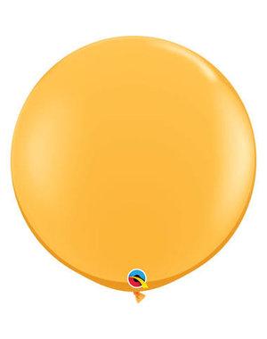 Topballon Goldenrot - 90cm  Qualatex