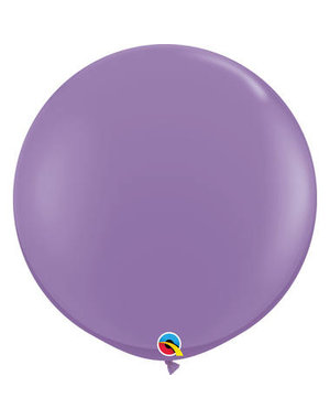 Topballon Lila - 90cm  Qualatex