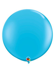 Topballon Robbin's Egg Blue - 90cm  Qualatex