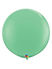 Topballon Wintergroen - 90cm  Qualatex
