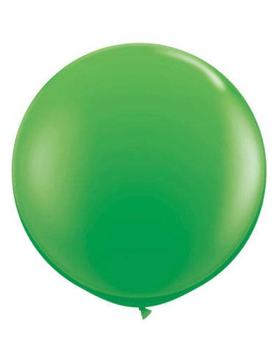 Topballon Spring Green- 90cm  Qualatex