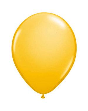 Ballonnen  Goldenrot 13cm - 20stk