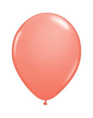 Ballonnen Coral 13cm - 20stk