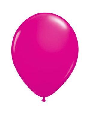 Ballonnen Wild Berry 13cm - 20stk