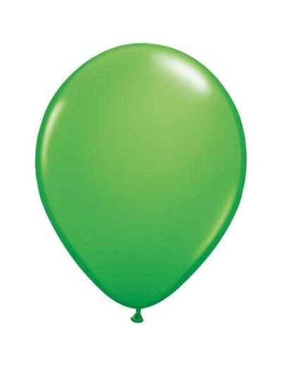 Ballonnen Spring Green 13cm - 20stk