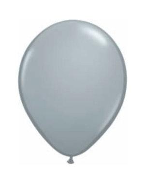 Ballonnen Grijs 13cm - 20stk