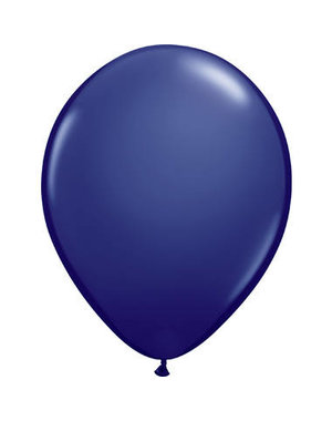 Ballonnen Marine Blauw 13cm - 20stk