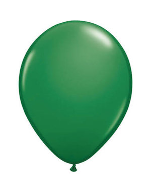 Ballonnen Groen 30cm - 10, 50, 100stk