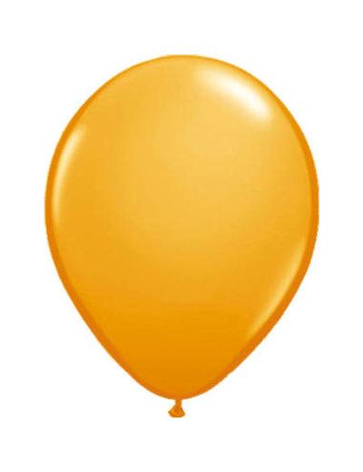 Ballonnen  Oranje 30cm - 10, 50, 100stk