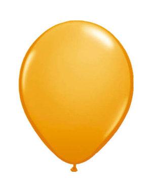 Ballonnen Oranje 13cm - 20stk