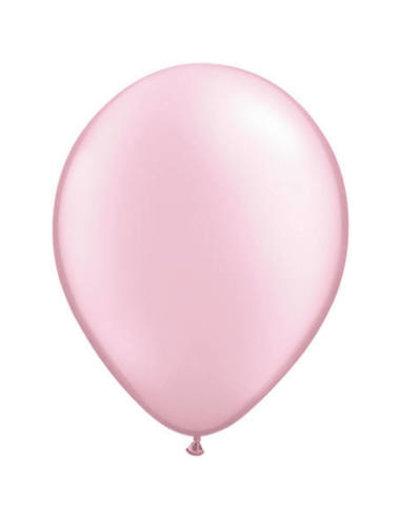Ballonnen Baby Roze 13cm - 20stk