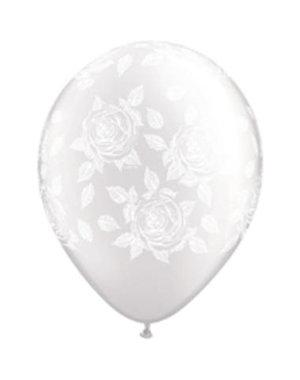 Ballonnen Rozen 28cm - 25stk