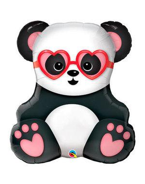 Folieballon Sweet Panda