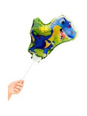 Folieballon Dino Mini - 32x27cm