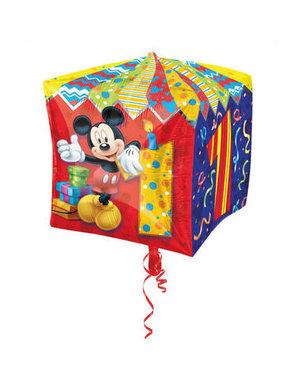 Folieballon Micky Mouse  - 1 Jaar