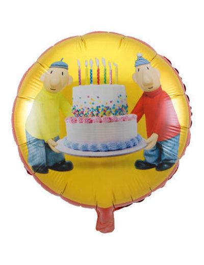Folieballon Buurman & Buurman- 45cm