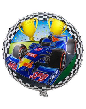 Folieballon Formule 1 - 45cm
