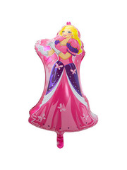Folieballon Princess - 50x86cm
