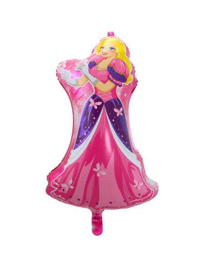 Folieballon Princess - 50x86cm