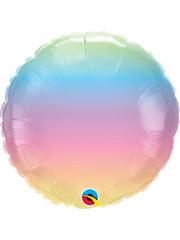 Folieballon Ombre - 45cm