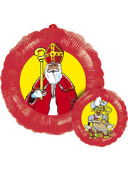 Folieballon Sinterklaas - 45cm